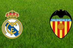 نتيجة وملخص أهداف مباراة ريال مدريد وفالنسيا اليوم 1-12-2018 Real Madrid vs Valencia  في الدوري الأسباني