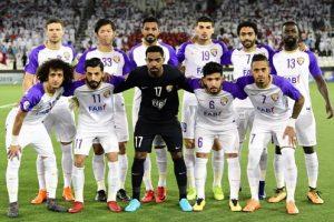 نتيجة وملخص أهداف مباراة العين والفجيرة اليوم الإثنين 12/11/2018 في كأس الخليج العربي