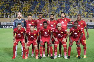 نتيجة وملخص أهداف مباراة القادسية والرائد اليوم الجمعة 23-11-2018 في الدوري السعودي للمحترفين