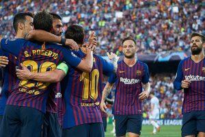 نتيجة وملخص أهداف مباراة برشلونة ورايو فاليكانو اليوم 3/11/2018 في الدوري الإسباني