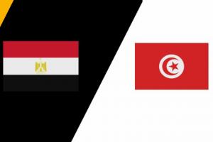 يلا شوت مشاهدة بث مباشر مباراة مصر وتونس اليوم Egypt vs Tunisia في مباراة تصفيات كأس الأمم الأفريقية