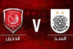 يلا شوت مشاهدة بث مباشر مباراة السد والدحيل اليوم الثلاثاء 11/12/2018 في دوري نجوم قطر