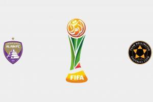 يلا شوت مشاهدة بث مباشر مباراة العين وويِلنجتون الأربعاء 12/12/2018 في كأس العالم للأندية