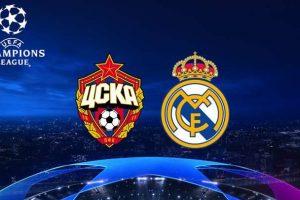 يلا شوت مشاهدة مباشر مباراة ريال مدريد وسيسكا موسكو الأربعاء 12/12/2018 في دوري أبطال أوروبا