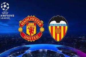 يلا شوت مشاهدة مباشر مباراة مانشستر يونايتد وفالنسيا الأربعاء 12/12/2018 في دوري أبطال أوروبا