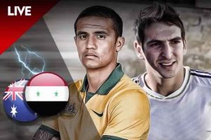 نتيجة وملخص أهداف مباراة أستراليا وسوريا اليوم الثلاثاء 15/1/2019 في كأس آسيا 2019