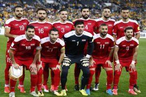نتيجة وملخص أهداف مباراة سوريا وفلسطين اليوم الاحد 6-1-2019  في كأس آسيا 2019