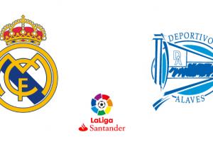 ملخص أهداف مباراة ريال مدريد و ديبورتيفو ألافيس اليوم في الدوري الاسباني بجودة عالية HD