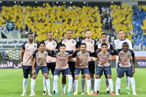 يلا شوت مشاهدة بث مباشر مباراة التعاون وأحد الخميس 14/2/2019 في الدوري السعودي