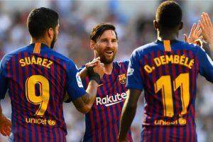 يلا شوت مشاهدة بث مباشر مباراة برشلونة وبلد الوليد اليوم السبت 16/2/2019 في الدوري الإسباني
