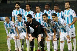 نتيجة وملخص اهداف مباراة بيراميدز والجونة الثلاثاء 19/2/2019 في الدوري المصري