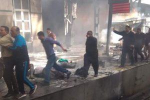 وزير النقل يتقدم باستقالته بعد حادث حريق محطة مصر ورئيس الوزراء يقبل الاستقالة
