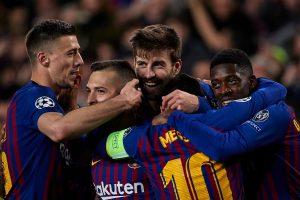 نتيجة وملخص أهداف مباراة برشلونة وفياريال اليوم الثلاثاء 2-4-2019 في الدوري الإسباني