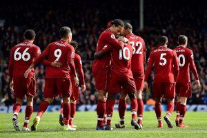 نتيجة وملخص اهداف مباراة ليفربول وتوتنهام اليوم 31-3-2019 في الدوري الإنجليزي بمشاركة محمد صلاح