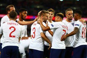 يلا شوت مشاهدة بث مباشر مباراة إنجلترا والتشيك اليوم الجمعة 22-3-2019 في تصفيات كأس أمم أوروبا 2020