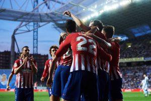 يلا شوت مشاهدة مباشر مباراة أتلتيكو مدريد وفالنسيا الاربعاء 24/4/2019 في الدوري الإسباني
