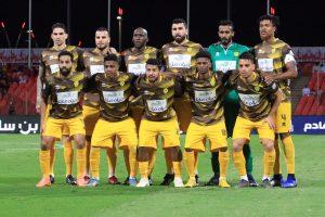 نتيجة وملخص أهداف مباراة الرائد وأحد اليوم الجمعة 19-4-2019 يلا شوت الجديد في الدوري السعودي