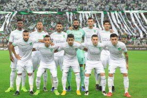 نتيجة وملخص أهداف مباراة الأهلي والوحدة اليوم الجمعة 19-4-2019 يلا شوت الجديد في الدوري السعودي