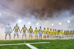 نتيجة وملخص أهداف مباراة الاتحاد والاتفاق اليوم 18-4-2019 في الدوري السعودي