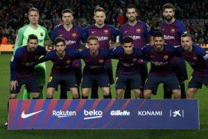 نتيجة وملخص أهداف مباراة برشلونة ومانشستر يونايتد اليوم 16-4-2019 يلا شوت الجديد في إياب ربع نهائي دوري أبطال أوروبا