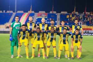 يلا شوت مشاهدة مباشر مباراة الحزم والخليج الاثنين 20/5/2019 في ملحق الدوري السعودي