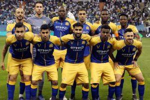 نتيجة وملخص أهداف مباراة النصر والباطن اليوم الخميس 16-5-2019 النصر بطلاً للدوري السعودي