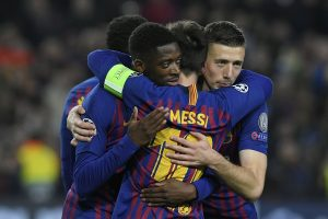 نتيجة وملخص أهداف مباراة برشلونة وإيبار الأحد 19/5/2019 في الدوري الإسباني
