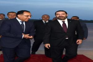 رئيس الوزراء: سوف تشهد الفترة القادمة مزيد من التعاون بين مصر ولبنان