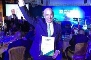 طارق عامر يحصل على جائزة أفضل محافظ بنك مركزي بأفريقيا