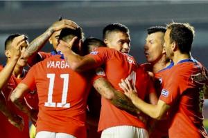 نتيجة وملخص اهداف مباراة أوروجواي وتشيلي اليوم Uruguay vs Chile في بطولة كوبا أمريكا 2019