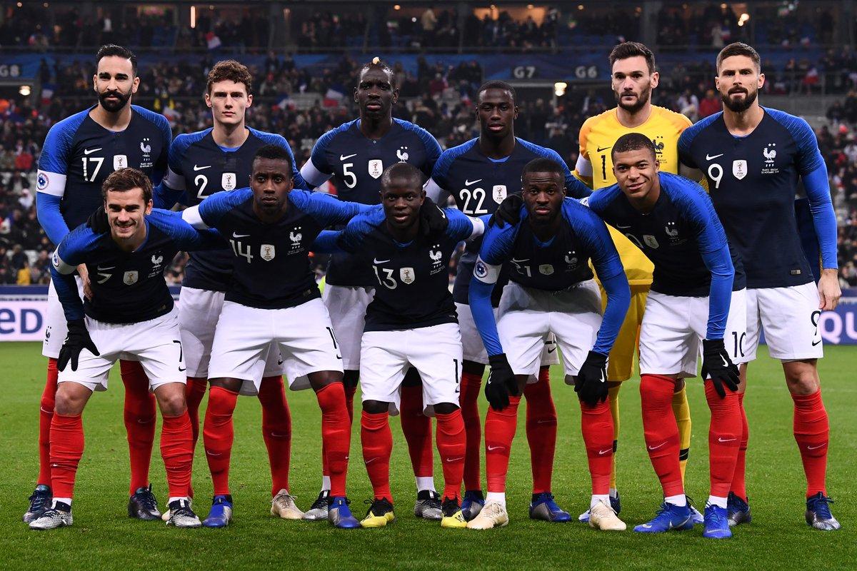 يلا شوت مشاهدة بث مباشر مباراة فرنسا وتركيا اليوم السبت 8-6-2019 في تصفيات كأس أمم أوروبا 2020