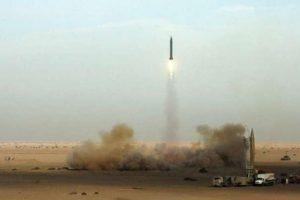 الإعلام الأمريكي: طهران اختبرت صاروخاً باليستياً