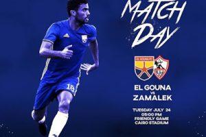يلا شوت مشاهدة بث مباشر مباراة الزمالك والجونة اليوم الأحد 21-7-2019 في الدوري المصري