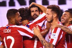 نتيجة وملخص أهداف مباراة أتلتيكو مدريد وخيتافي الأحد 18/8/2019 في الدوري الإسباني