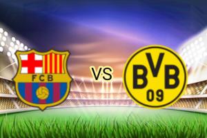 قناة مفتوحة تنقل مشاهدة مباراة برشلونة وبروسيا دورتموند بث مباشر اليوم مجانا علي النايل سات في دوري الأبطال