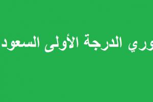 نتيجة وملخص اهداف مباراة النجوم والنهضة اليوم الأربعاء 20-11-2019 في دوري الدرجة الأولى السعودي