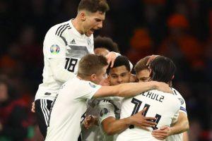 نتيجة وملخص أهداف مباراة ألمانيا وبيلاروسيا اليوم السبت 16-11-2019 في تصفيات كأس أمم أوروبا 2020