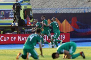 نتيجة وملخص أهداف مباراة الجزائر وزامبيا اليوم الخميس 14-11-2019 في تصفيات كأس أمم إفريقيا 2021