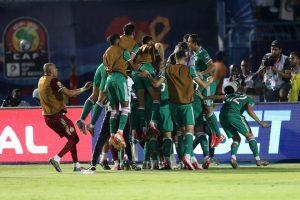 يلا شوت مشاهدة بث مباشر مباراة الجزائر وبوتسوانا اليوم الإثنين 18-11-2019 في تصفيات كأس أمم إفريقيا 2021