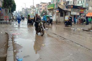 الأرصاد الجوية تعلن عن بيان حالة طقس غداً الاثنين.. الأمطار تصل للقاهرة