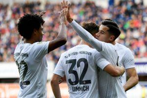 يلا شوت مشاهدة بث مباشر مباراة بايرن ميونخ وتوتنهام اليوم الأربعاء 11-12-2019 في دوري أبطال أوروبا