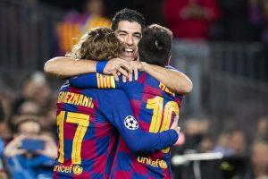 نتيجة وملخص اهداف مباراة برشلونة وإنتر ميلان اليوم 10-12-2019 يلا شوت الجديد في دوري أبطال أوروبا