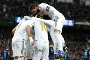 نتيجة وملخص أهداف مباراة ريال مدريد وإسبانيول اليوم السبت 7-12-2019 في الدوري الإسباني