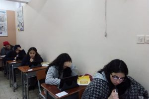 حيل الغش خلال امتحان الثانوية العامة بمادة اللغة الإنجليزية