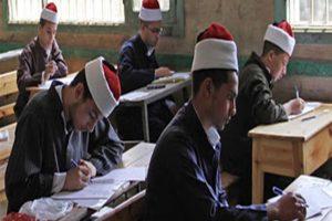 بشمال سيناء انطلاق امتحانات الشهادتين الإبتدائية والإعدادية الأزهرية