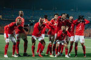 نتيجة وملخص اهداف مباراة الأهلي والمقاولون العرب اليوم الأحد 19-1-2020 في الدوري المصري الممتاز