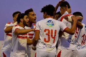 نتيجة وملخص أهداف مباراة الزمالك ووادي دجلة اليوم الثلاثاء 28-1-2020 في الدوري المصري الممتاز