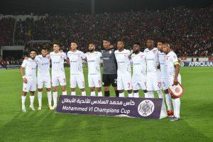 نتيجة وملخص أهداف مباراة الوداد البيضاوي واتحاد العاصمة اليوم 24-1-2020 يلا شوت الجديد في دوري أبطال إفريقيا