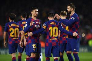 نتيجة وملخص اهداف مباراة برشلونة وغرناطة اليوم الأحد 19-1-2020 يلا شوت الجديد برشلونة في الدوري الإسباني