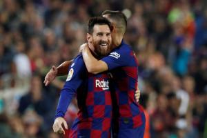 يلا شوت مشاهدة بث مباشر مباراة برشلونة وفالنسيا اليوم السبت 25-1-2020 في الدوري الإسباني